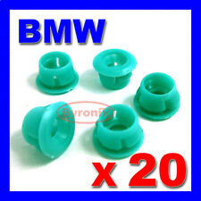 BMW SIDE SILL SKIRT MOULDING GROMMET CLIPS ROCKER PANEL TRIM E30 E32 E36 E46 X20