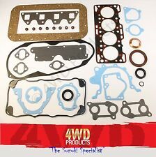 Full Gasket kit - Suzuki LJ80 .8 F8A (79-81)