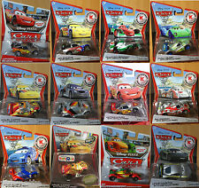DISNEY CARS SILVER GRIS METALISE FLASH RAOUL FRANCESCO MIGUEL RIP NIGEL JEFF MAX
