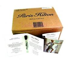 1 BOX 50 x FIRST PARFUM BY PARIS HILTON 1.52 ML. MINI