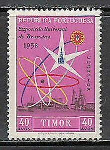 Timor - Courrier Yvert 297 MH