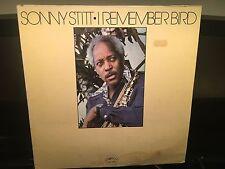 SONNY STITT - I Remember Bird ~ CATALYST 7616 {nm orig} w/Dolo, Rosolino ->RARE