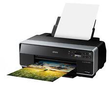 Epson Stylus Photo R3000 Fotodrucker bis A3+ Endlosdruck + 9 Farben neuw. in OVP