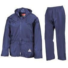 Risultato Weather Guard Giacca Impermeabile + tuta pantalone Set R95X TAGLIA M BLU ROYAL