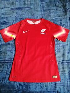 New Zealand Nike PLAYER ISSUE Soccer Jersey WOMEN GK 2015 Size M