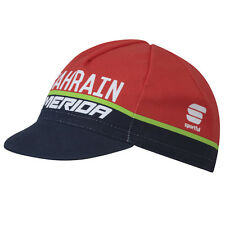TEAM BAHRAIN MERIDA 2017 PRO CYCLING TEAM BIKE CAP by Sportful - Made in Italy
