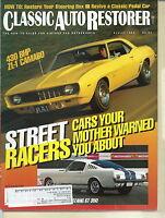 NG-010 - Classic Auto Restorer, Aug 1994, Mustang Camaro Restore Steering Box