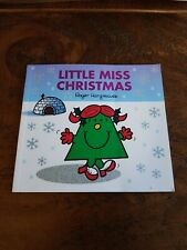 Little Miss Christmas by Roger Hargreaves with added Sparkle