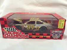 Other Diecast Racing Cars Toys & Hobbies Racing Champions Nascar Gold 50th Anniversary Mcdonalds Transporter Bill Elliott Mild And Mellow