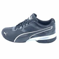 Puma Mens Tazon 6 FM Cross Trainer Running Shoes Black Low Top 189873 03 8 New