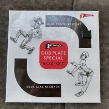 "Studio One Records Dub Plate Special 5x7"" Box Set Sould Jazz Records RSD Ltd 500"