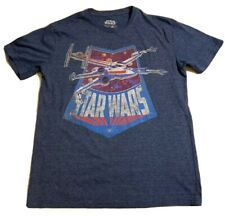 Star Wars Jedi T-Shirt Mad Engine Size Medium Official NWOT Distressed Look