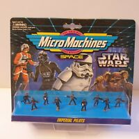 Galoob Micro Machines Space Star Wars Imperial Pilots 1994 66080 NIB