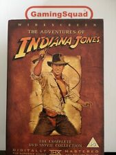The Adventures of Indiana Jones Complete Collec DVD, Supplied by Gaming Squad