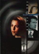 X-Files Seasons 4&5 - XM-1 Promo Card