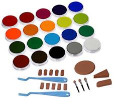 PanPastel 20 Colour Set - Pure Colours / Painting Set