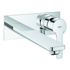 GROHE2hole basin wall mixer Lineare