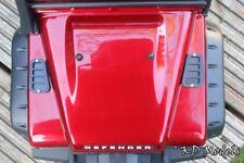 Custom Bonnet Vents for Traxxas TRX-4 Landrover D110 Scale Crawler