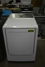 "Samsung Dve50R5200W 27"" White Front Load Electric Dryer Nob #104297"