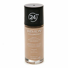 1 x REVLON COLORSTAY 24HR FOUNDATION MAKEUP ❤ COMBINATION/OILY ❤ 200 NUDE