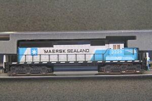 Kato N SDP40-2 Maersk Sealand 176-4959 Mid Cab Headlight  sd40-2