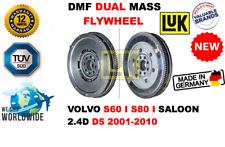 Para Volvo S60 i S80 i 2.4D D5 2001-2010 Nuevo Dual Mass Dmf Volante 8675012