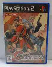 Console Gioco Game SONY Playstation 2 PS2 PSX2 Play PAL NEO CONTRA Konami