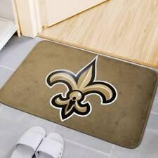 New Orleans Saints Door Mat Floor Mat Entrance Room Non-slip Carpet Rectangle