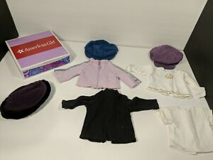 American Girl Doll Clothes and Hat Lot
