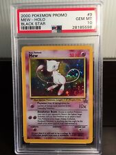 Pokemon Black Star Promo PSA 10 GEM MINT Mew HOLO #9