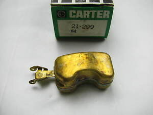 Carter 21-299 Carburetor Float - Rochester 2-BBL 2GC - Replaces GM # 7000273