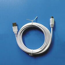 USB Cable Lead For Nintendo Wii U Gamepad Controller 3FT 1M Charger Date Sync