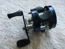 ABU Ambassadeur 4600C4 baitcasting reel made in Sweden .Daiwa Lure Rod Vintage