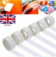 U-Wrap Sticky Dots Double Sided Glue Adhesive Permanent 200 per roll 202180