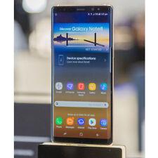 Téléphones mobiles Samsung Galaxy Note8 double SIM, 64 Go