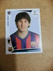 Panini - Champions League 2009-10 - MESSI nr.359 - MINT CONDITIONS
