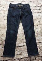 Women's Citizens of Humanity Straight Leg Dark Wash Jeans Size 27x29