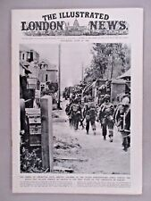 Illustrated London News - June 17, 1944 ~ D-Day, Normandy Invasion, World War II