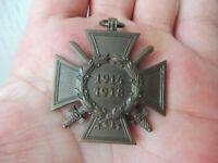 Vejez Orden, Honorcruz 1914-1918