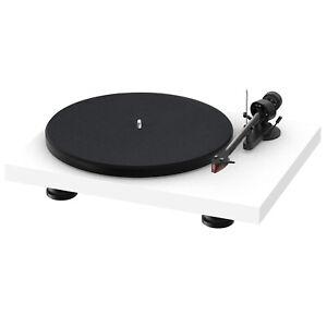 PRO-JECT - DEBUT CARBON EVO Plattenteller - Weiß  matt