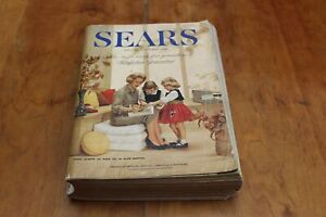 Vintage Sears, Roebuck & Company Fall Winter 1960 Catalog 1,592 Pages Chicago