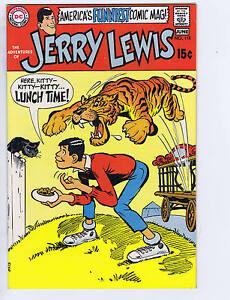 Adventures of Jerry Lewis #118 DC 1970