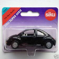 Siku 1097 VW New Beetle - black