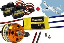 BK EasyStar II Combo Set Multiplex MPX Einsteiger Torcster EPO Brushless NEU&OVP