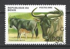 Bénin 1996 Yvert n° 710BW oblitéré used