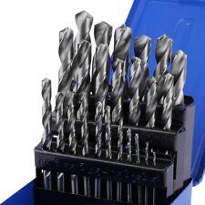 Cobalt HSS Spiralbohrer-Satz 25tlg. Metall-Bohrer Stahlbohrer Set 1-13mm DIN339