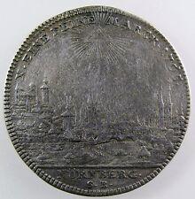GERMANY. Nurnberg. Thaler, 1765 SR, Joseph II (1764-90) Very Fine. KM# 350
