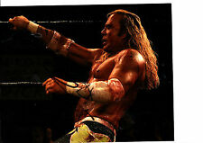 Mickey ROURKE SIGNED Autograph 10x8 Photograph The Wrestler Actor