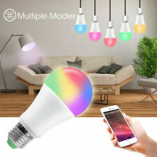 WiFi RGB Smart LED Light Bulb for Apps by iOS Android Amazon Alexa Google Home