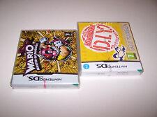 WarioWare D.I.Y. (Nintendo DS, 2010) - European Version
